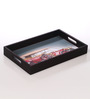 Clasicraft Brown Mdf Vintage Tray