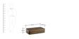 Mediterranean Sofa Set (3S + 1S + 1S + CT) by Alcanes