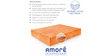 Memory Soft Foam Mattress by Amore International