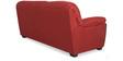 Memphis Monarch Three Seater Sofa in Rust Colour by Urban Living