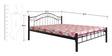 Metal Queen Size Bed by FurnitureKraft