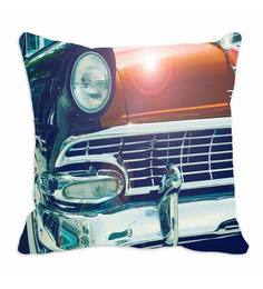 Me Sleep Vintage Car 3D Cushion Cover