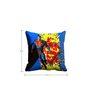 Me Sleep Colourful Superman Digitally Printed Cushion Cover