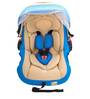 Mee Mee Baby Car Seat Carry Cot with Full Canopy in Beige Color