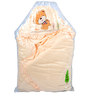 Mee Mee Baby Warm Wrapper Cum Blanket with Hood in Cream Colour