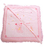 Mee Mee Baby Warm Wrapper cum Blanket with Hood in Pink