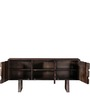 Bakersfield Sideboard in Smoke Grey Finish by Woodsworth