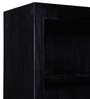 Freemont Book Shelf with Two Drawers in Espresso Walnut Finish by Woodsworth