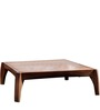 Mexico Coffee Table in Natural Finish by Woodsworth