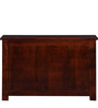 Egerton Console Table in Honey Oak Finish by Amberville