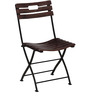 Colville Folding Chair in Provincial Teak Finish by Woodsworth