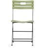 Mexico Outdoor Folding Garden Set in Green Colour by Woodsworth