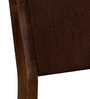 Colville Dining Chair in Provincial Teak Finish by Woodsworth