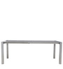 Mezzanino Expandable Dining Table in Brown Colour by Gravity