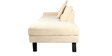 Midcentury Modern Lounger with Single Arm in Beige Colour by Afydecor