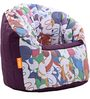 Mickey Mouse  Filled Bean Sofa by Orka