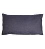 Milano Home Navy Blue Cotton 19 x 30 Pillow Cover