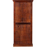 Clifton Book Case in Honey Oak Finish by Amberville
