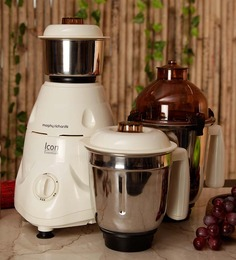 Morphy Richards Icon Essential 3 Jars Mixer Grinder