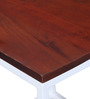 Sudbury End table in Honey Oak Finish by Bohemiana
