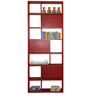 Modern Bookshelf with Multiple Units for Storage by Afydecor