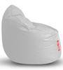 Modern Mooda Rocker Cover XXXL size in Elegant White Color by Style Homez