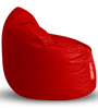 Modern Mooda Rocker (Cover Only) XXXL size in Red Color Colour  by Style Homez