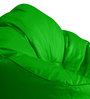 Modern Mooda Rocker XXXL size in Parrot Green Color with Beans by Style Homez