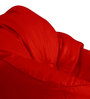 Modern Mooda Rocker XXXL size in Red Color Colour with Beans by Style Homez