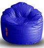 Modern Mooda Rocker XXXL size in Royal Blue Color Colour with Beans by Style Homez