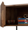 Modular Solid Wood Study Unit in Natural Finish by TheArmchair
