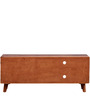 Wyoming Entertainment Unit in Dual Tone Finish by Woodsworth