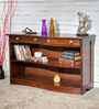 Connell Solid Wood Sideboard in Light Brown Finish by Woodsworth