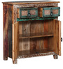 Azealia Sideboard in Distress Finish by Bohemiana