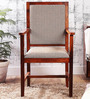 Peshtigo Arm Chair in Honey Oak Finish by Woodsworth