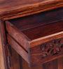 Mossyrock Sideboard in Honey Oak Finish by Woodsworth