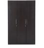 Mozart Three Door Wardrobe in Wenge Colour by HomeTown