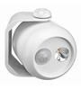 Mr Beams MB302 Wireless LED Mini Spotlight with Motion Sensor & Photocell,80-Lumens,White,2-Pack