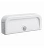 Mr Beams MB706 Wireless Motion Sensor Mini Stick AnyWhere LED Nightlights,Small,White,6-Pack