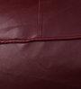 Muddha XXXL Sofa Bean Bag with Beans in Maroon Colour by Sattva