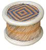 Mudiya Stool in Multi Colour by Shinexus