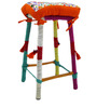 Krewella MultiColour Stool by Bohemiana