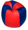 Multicolour Teardrop Bean Bag (Only Cover) by Feel Good