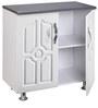 Multipurpose Storage Cabinet in Multicolour by Pindia