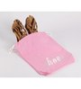 My Gift Booth Canvas Pink Shoe Organiser