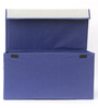 My Gift Booth Navy Blue 50 L Toy Box