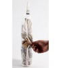 My Gift Booth Fabric White Net Clothes Organiser - Set of 2