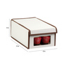 My Gift Booth Non-Woven 10 L Shoe Storage Box