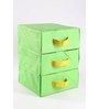 My Gift Booth Non-Woven Lime Green Box