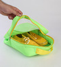 My Gift Booth Nylon Green Footwear Organiser